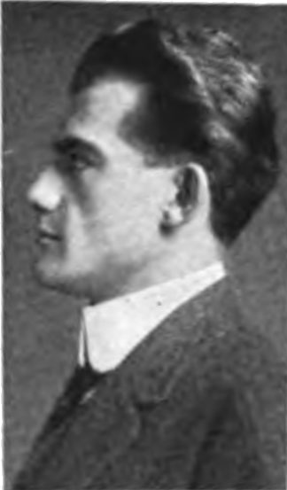 Wallace Rothvin c. 1917